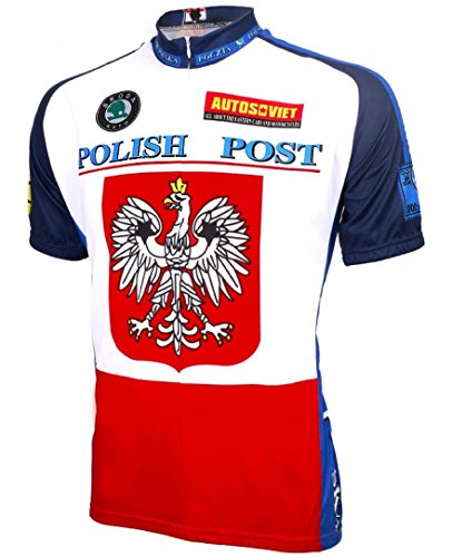 (Polish Postal Service Cycling Jersey (XX-Large))