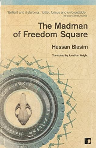book cover of The Madman of Freedom Square