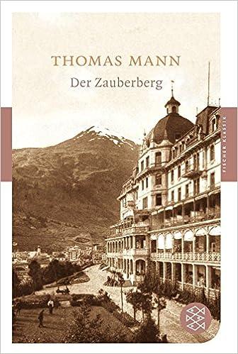 Der Zauberberg: Roman (Fischer Klassik): Amazon.de: Mann, Thomas ...