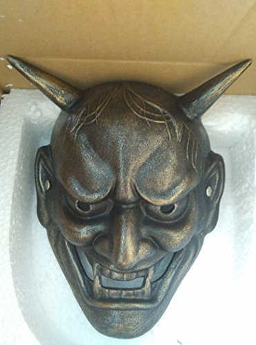 Bronze Resin Replica Vintage Japanese Buddhist Evil for sale  Delivered anywhere in Canada