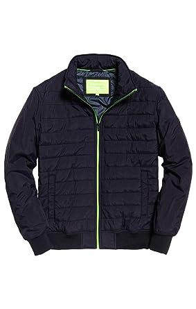 Superdry International Quilted Jacket, Chaqueta Deportiva para Hombre: Amazon.es: Ropa y accesorios