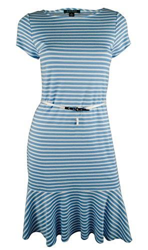 Buy belted drop waist dress - 4