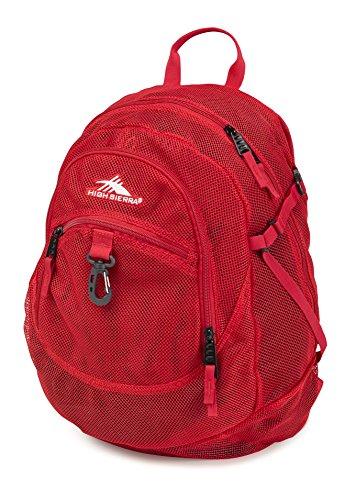 Air Mesh Backpack