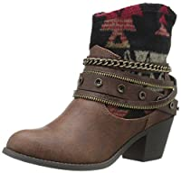 Jellypop Women's Capital Boot, Brown Dist, 5.5 M US