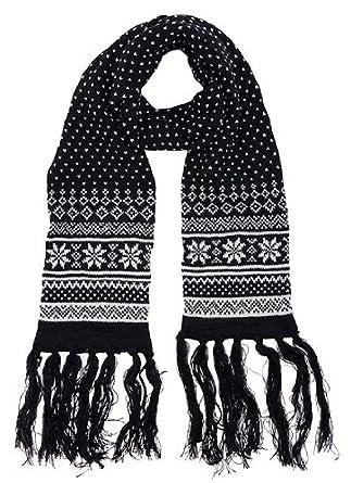 Echarpe noir femme hiver - Idée pour s habiller 4597236dc07