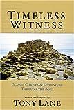 Timeless Witness, Tony Lane, 1565639596