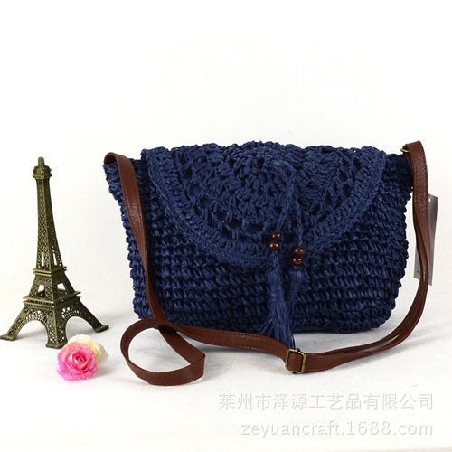 Ouyee Bag Dark Woman Ouyee Dark Blue grqPYp0Bq