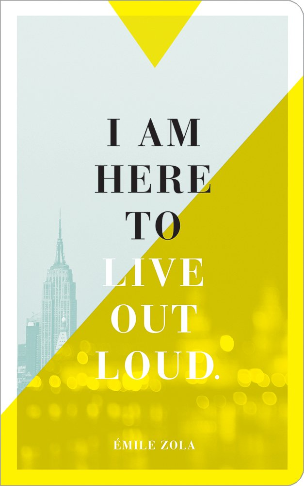 here live loud Write Journal