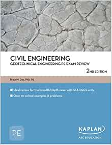 civil executive pe exam critique books