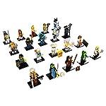 LEGO-Bustine-Minifigure-The-Ninjago-Movie-71019