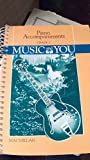 img - for Piano Accompaniments: Music and You Grade 6 book / textbook / text book