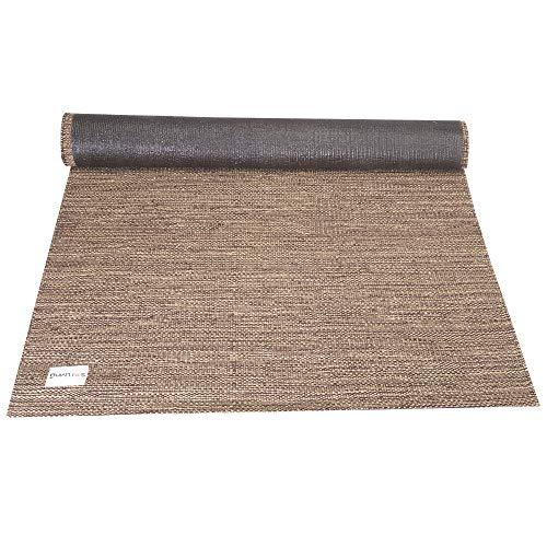 Para alfombrilla de yoga (algodón sol Living algodón orgánico esterilla de yoga antideslizante última intervensión de...