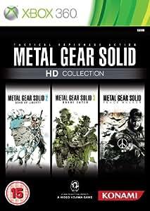 Metal Gear Solid HD - Collection (Xbox 360) [Importación inglesa]