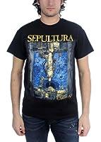 Sepultura - Chaos A.D. Mens T-Shirt In Black