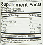Natures Way Chlorofresh, 90 Softgels