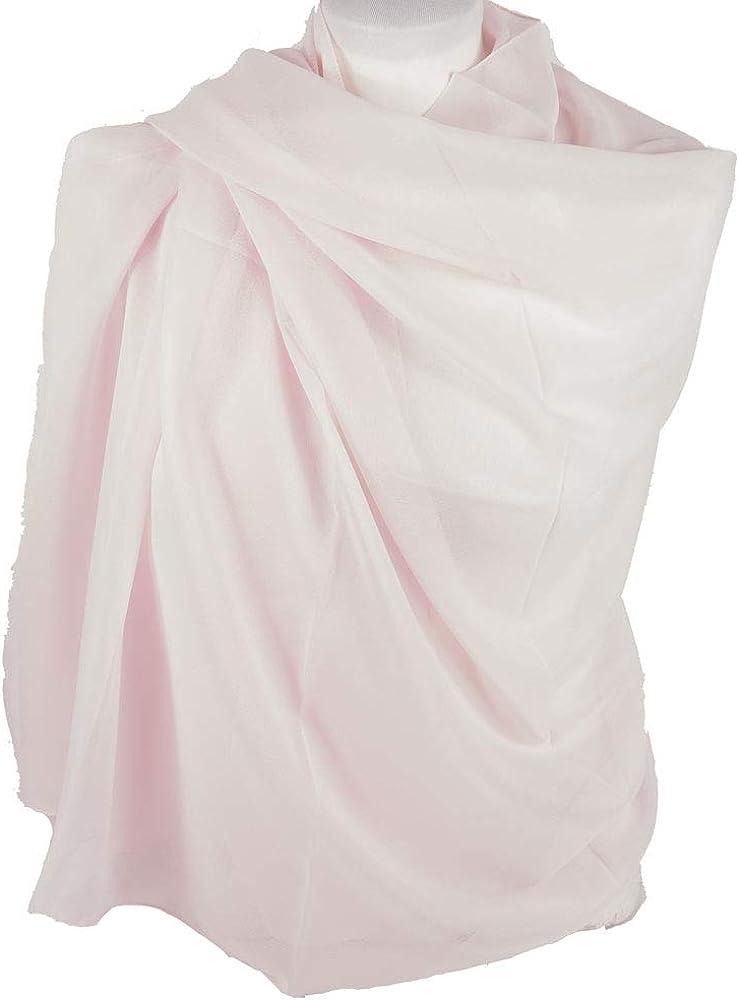 Emila Stola donna cerimonia coprispalle elegante estivo foulard scialle grande da matrimonio per abito da sera ragazza signora anziana chiffon sciarpa lurex primavera estate 2020