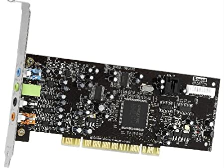 Amazon.com: Creative Labs sb0570 PCI Sound Blaster Audigy SE ...