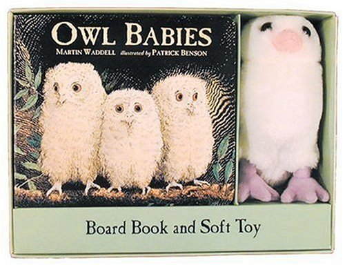 Owl Babies: Book and Toy Gift Set ebook