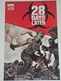 28 Days Later Issue # 1 Cover B