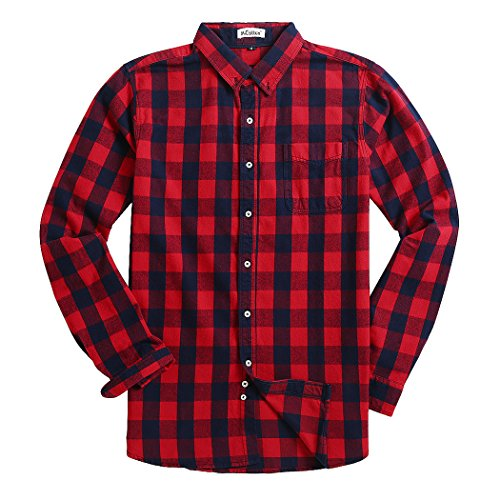 MiCotton Regular Flannel Button Casual product image
