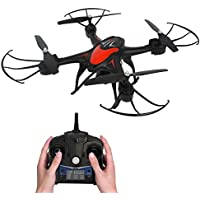 Wonder Tech W311CH RC Drone with Camera Live Video RC Quadcopter with Altitude Hold, Quadcopter for Beginners and Kids
