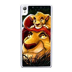 Phone Accessory for Sony Xperia Z3 Phone Case The Lion King T1707ML