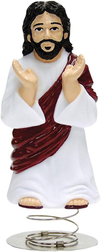 MyPartyShirt Jesus Christ Dashboard Figure