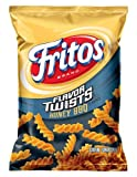 Fritos Twist Honey BBQ Flavored Corn Chips, 10.5 Oz Bags (Pack of 10)