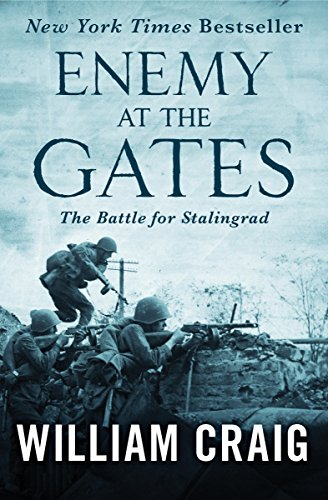 Enemy at the Gates: The Battle for Stalingrad cover