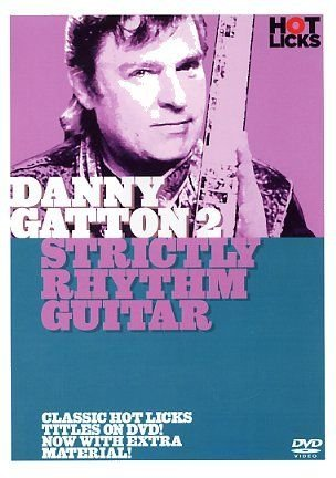 Danny Gatton 2: Strictly Rhythm Guitar [Region 2] ()