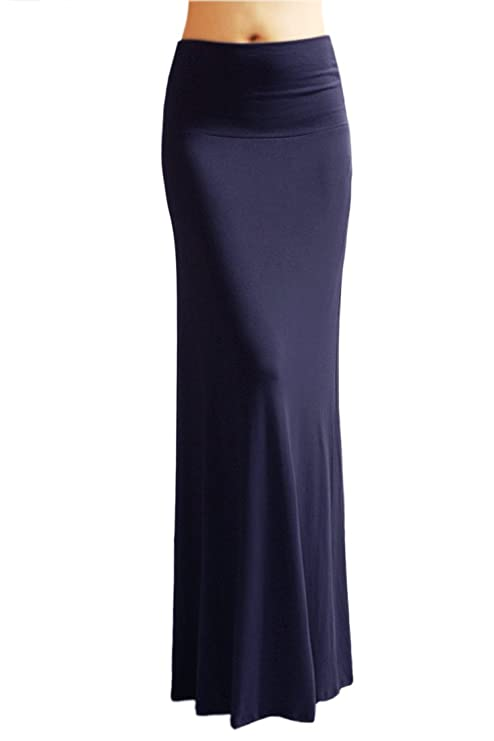 Outfit formal - falda azul marino largahttps://amzn.to/2t5fZBO