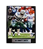 Encore Select 511-09 NFL Dallas Cowboys Emmitt Smith Logo Plaque, 9-Inch by 12-Inch
