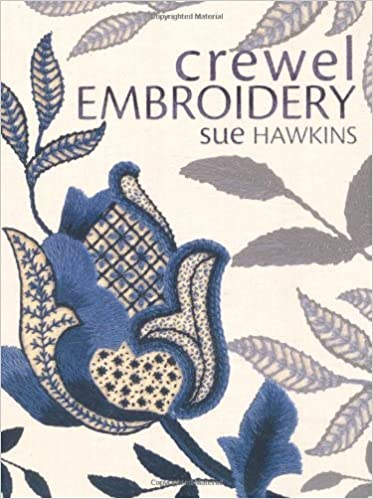 Book Crewel Embroidery p/b by Sue Hawkins (2009-04-24)