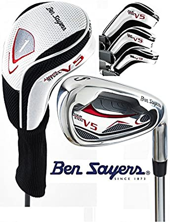 Set de hierros de golf V5 de Ben Sayers Tour 2017, incluye ...