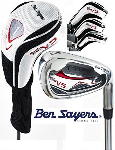 Ben Sayers V5 - Juego de palos completo, Bolsa de golf, de ...