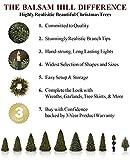 Balsam Hill 6.5ft Premium Artificial Christmas Tree