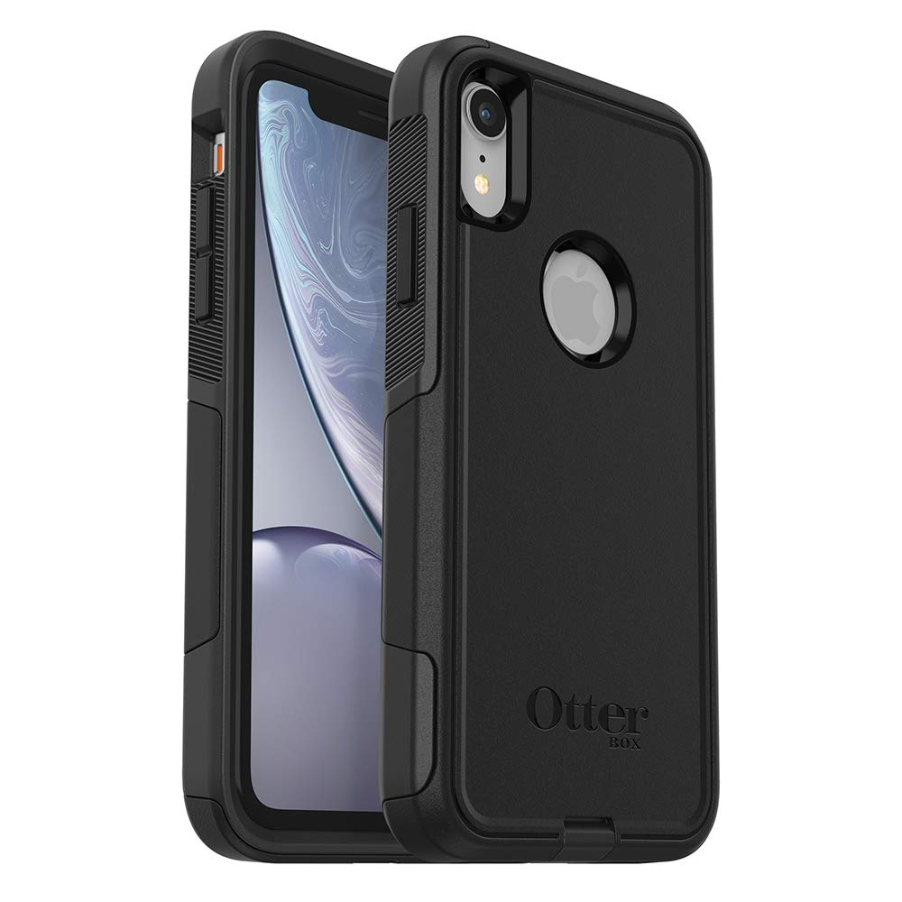 OtterBox Commuter Series Case for iPhone XR - Retail Packaging - Black by OtterBox