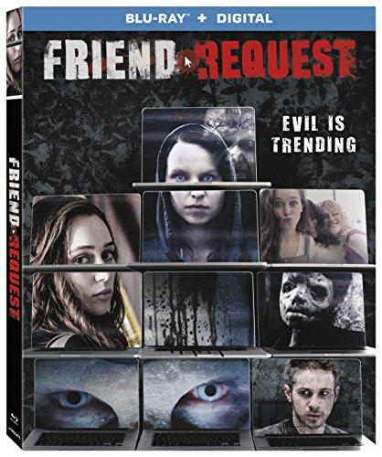 Friend Request [Blu-ray] (Request)