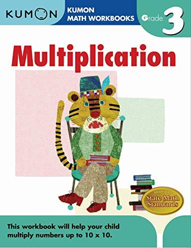 Grade 3 Multiplication (Kumon Math Workbooks) (Kumon Math Grade 3)