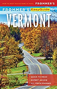 Frommer's EasyGuide to Vermont