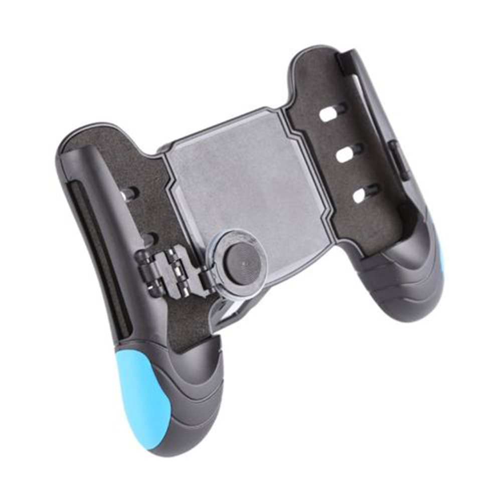 Guoainn 2018 New Telescopic Mobile Joystick Gamepad Grip PUBG Game Handle Controller Holder Rules of Survival Gaming Triggers for iPhone IOS Android