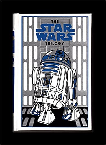 The Star Wars Trilogy Barnes Noble Leatherbound Classics White R2D2 Version Donald F Glut James Khan George Lucas 9780385364959 Books