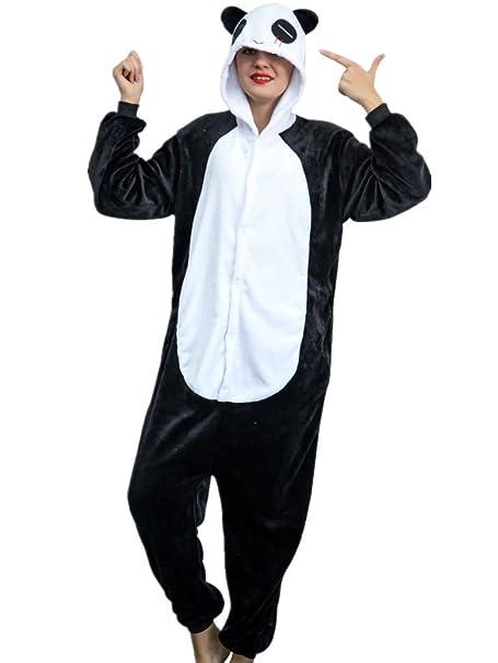 Adult bear costume panda interesting