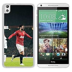 Manchester Utd Juan Mata (2) Durable High Quality HTC Desire 816 Phone Case