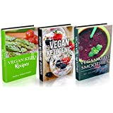 Veganer Ketogenic: Vegan Keto Recipe Book Bundle, The Best Low Carb Vegan Recipes Huge Box Set: Vegan Ketogenic Classic Recipes, Desserts and Smoothies 135 recipes 3 Book Set, Vegan Ketogenic, Keto