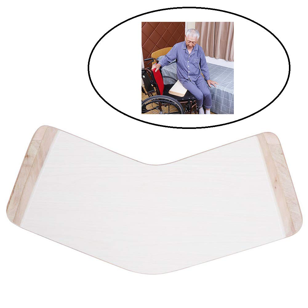 Medical Patient Transfer Device, Wheelchair Transfer Board Slide Assist Device, for Transferring Seniors and Handicap from Wheelchair to Bed and Car by SHKY