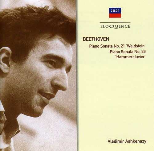 CD : Vladimir Ashkenazy - Beethoven: Pno Sonatas Nos 21 & 29 (CD)