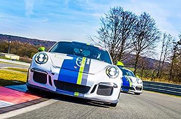 regalo cupones: Porsche 911 GT3 Carreras de entrenamiento: Amazon.es: Deportes y aire libre