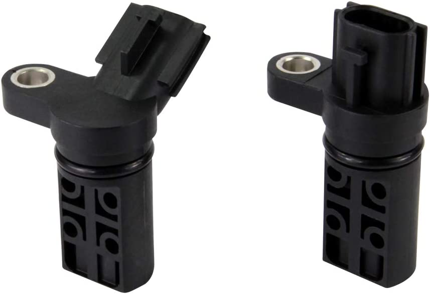 2Pcs Cam sensor Camshaft Crankshaft Position Sensor Kit Fits 23731-6J90B+23731-AL61A/For Infiniti Nissan 350Z Altima Frontier Maxima Murano NV1500 NV2500 Pathfinder Quest Xterra 3.5L 4.0L//ZBN
