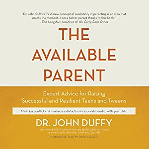 The Available Parent Audiobook